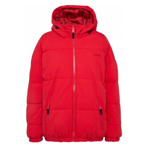 Schott NYC Zimná bunda 'JKT Alaska'  červená
