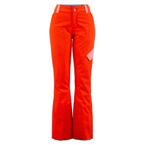 Spyder W ME GTX oranžová - Dámske nohavice