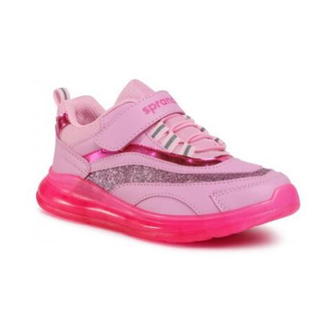 Dievčenské športové topánky Sprandi