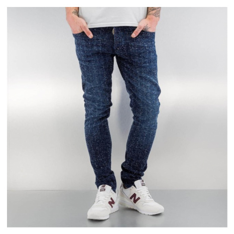 2Y Bradford Skinny Jeans Blue - Veľkosť:30