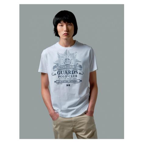 Tričko La Martina Man T-Shirt Short Sleeves Jers