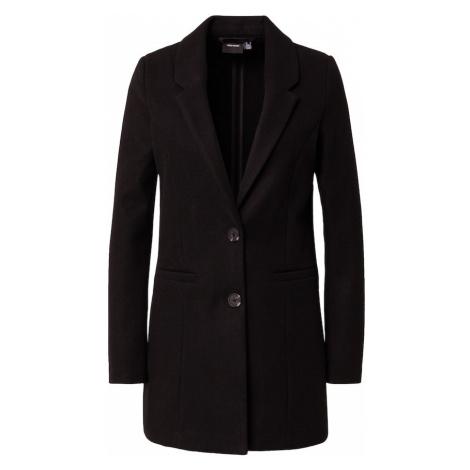 VERO MODA Prechodný kabát  čierna