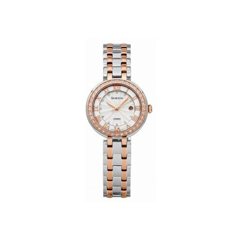 Dámske hodinky Casio SHE-4034BSG-7A