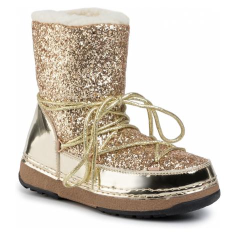 Topánky DEEZEE - WS5016-01 Golden