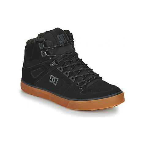 DC Shoes PURE HT WC WNT M Čierna