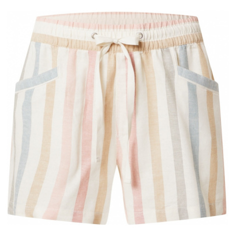 GAP Nohavice  biela melírovaná / ružová / svetlobéžová / dymovo modrá / sivá melírovaná