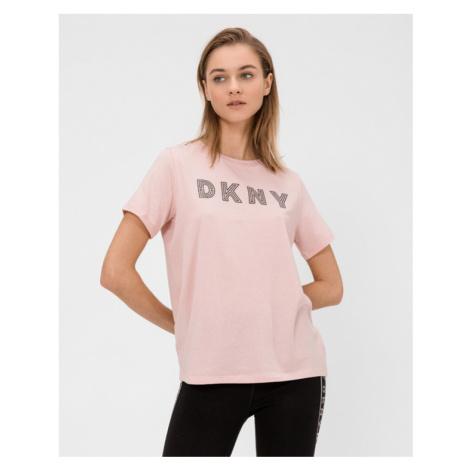 DKNY Tričko Ružová