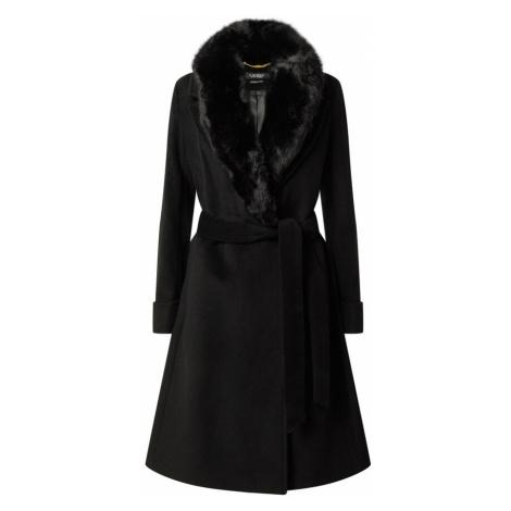 Lauren Ralph Lauren Zimný kabát  čierna