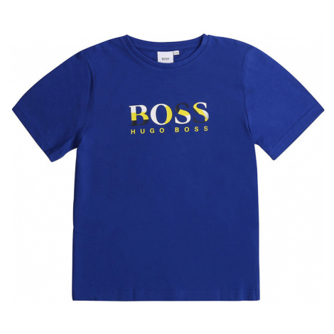 Boss - Detské tričko 164-176 cm Hugo Boss