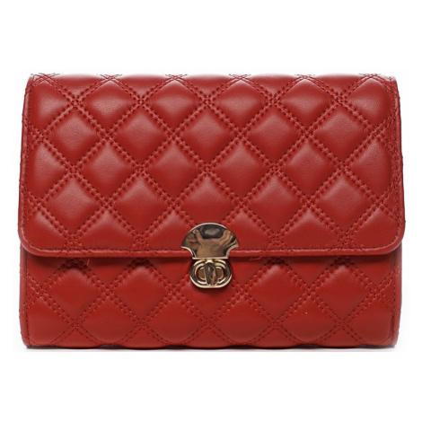 Dámska listová kabelka Michelle Moon Olivia - červená