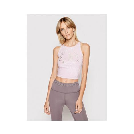 Deha Top B44240 Ružová Slim Fit
