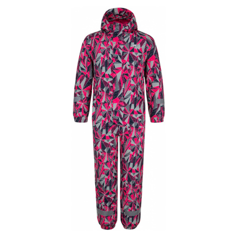 CUZU children's winter overalls purple LOAP