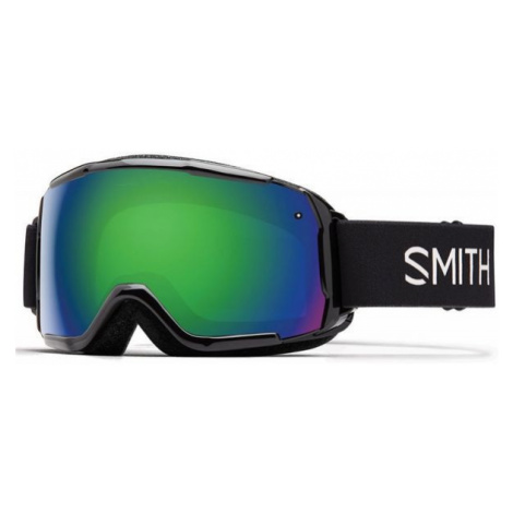 Smith GROM zelená - Detské lyžiarske okuliare