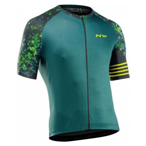 Northwave BLADE - Pánsky cyklistický dres North Wave
