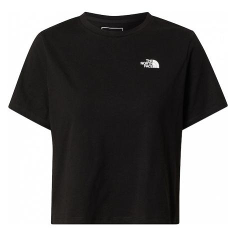 THE NORTH FACE Funkčné tričko  čierna