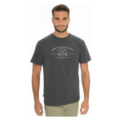 Bushman tričko Bobstock II dark denim