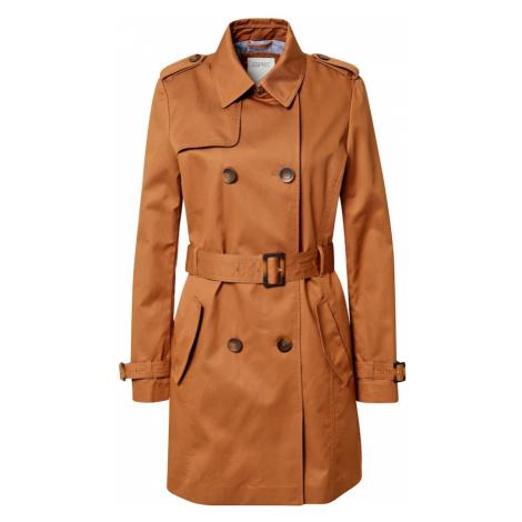 ESPRIT Prechodný kabát  hnedá
