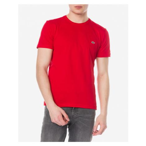 Lacoste Tričko Červená