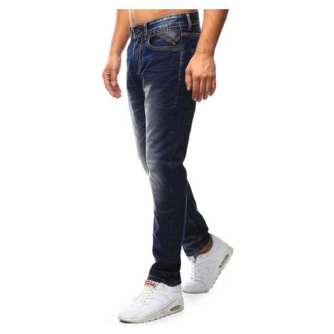 Men's navy blue jeans UX0912 DStreet