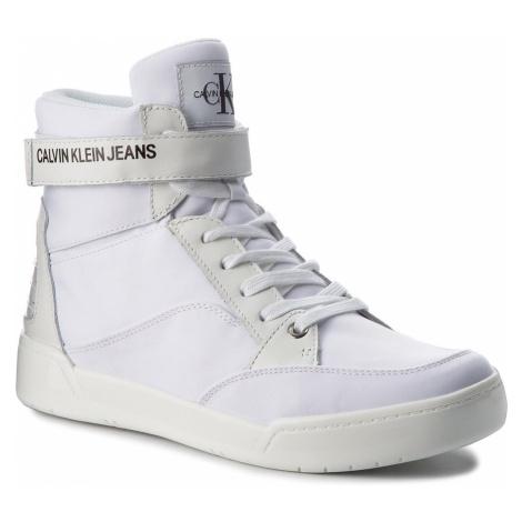 Sneakersy CALVIN KLEIN JEANS - Nelda R0804 White
