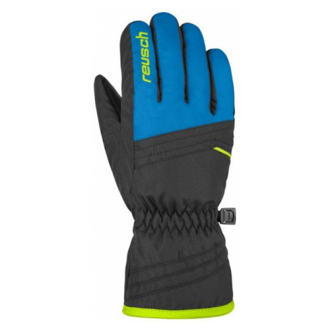Reusch ALAN JUNIOR čierna - Lyžiarske rukavice