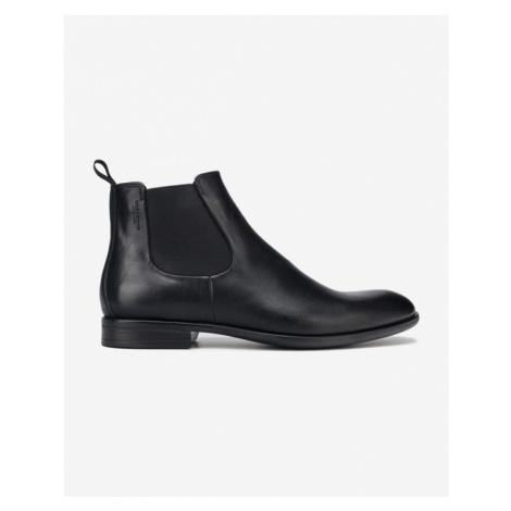 Vagabond Harvey Členkové topánky Čierna