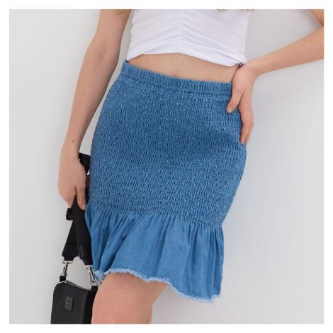 Sinsay - Dámska sukňa - Modrá