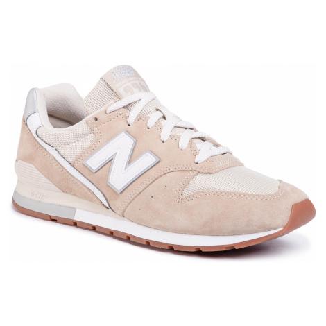 Sneakersy NEW BALANCE - CM996SMT Béžová