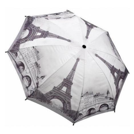 Blooming Brollies Skladací plne automatický dáždnik Galleria Paris City Scene GCFPAR