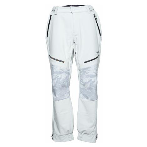 OAKLEY Outdoorové nohavice  svetlosivá