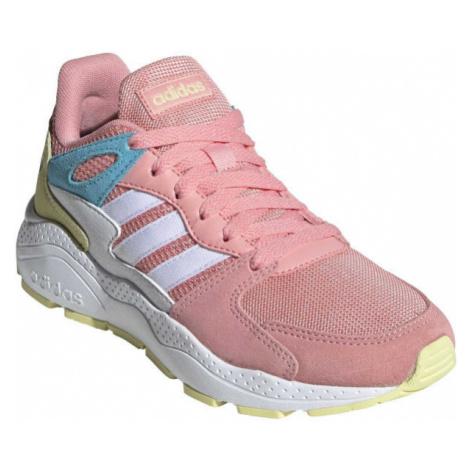 adidas CRAZYCHAOS ružová - Detská voľnočasová obuv