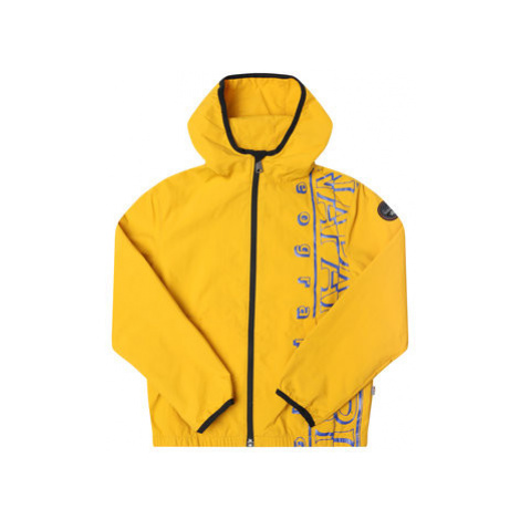Napapijri Prechodná bunda K Alu NP0A4E4T M Žltá Regular Fit