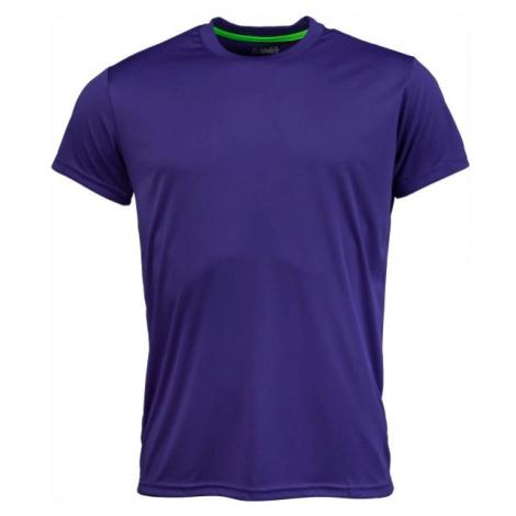 Kensis REDUS modrá - Pánske športové tričko