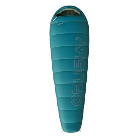 Husky MINI 0°C modrá - Spací vak s dutým vláknom