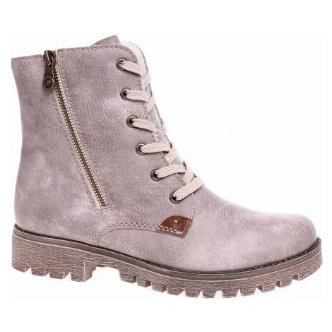Dámská kotníková obuv Rieker 78539-42 grau 78539-42