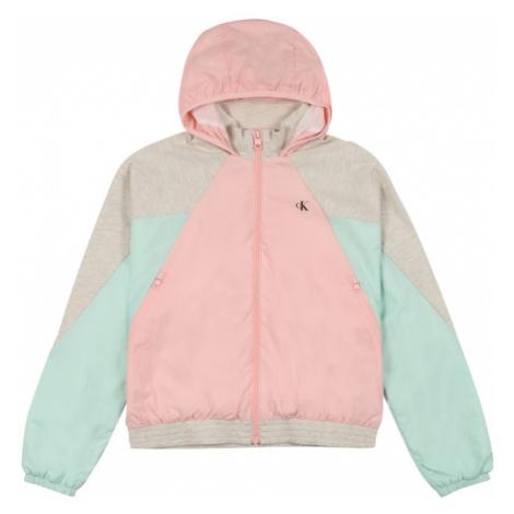 Dievčenské bundy, kabáty a kožuchy Calvin Klein