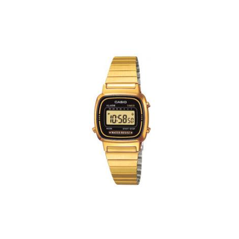 Casio Hodinky Vintage LA670WEGA-1EF Zlatá