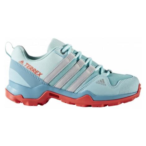 adidas TERREX AX2R CP K modrá - Detská outdoorová obuv