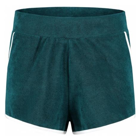 Shiwi Nohavice 'Ladies terry short'  smaragdová