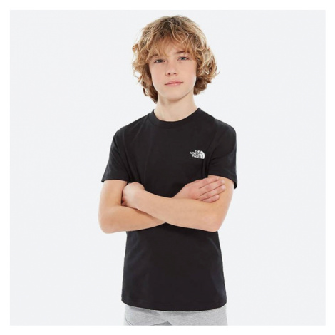 The North Face Youth S/S Simple Dome Tee NF0A2WANKY4