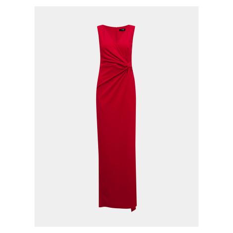 ZOOT červené maxi šaty