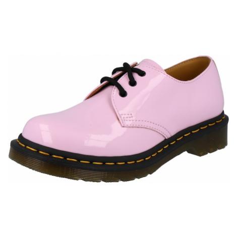 Dr. Martens Šnurovacie topánky  ružová Dr Martens