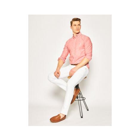 Boss Košeľa Mabsoot 50409549 Ružová Slim Fit