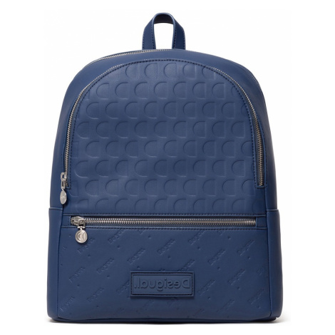 Desigual elegantný modrý ruksak Back Alma Novara