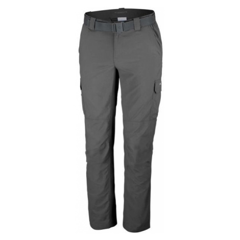 Columbia SILVER RIDGE II CARGO PANT tmavo sivá - Pánske outdoorové nohavice