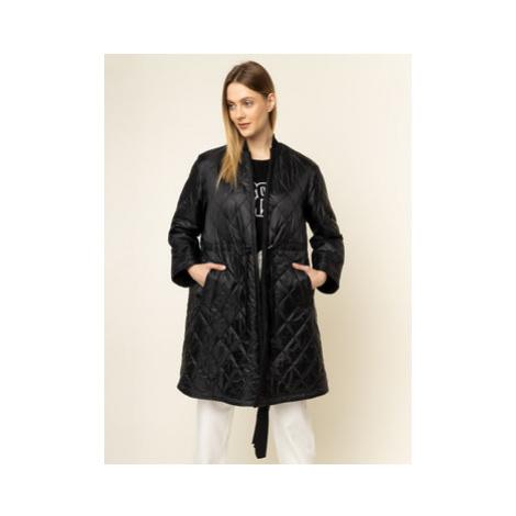Emporio Armani Prechodný kabát 3H2L6B 2JVRZ 0999 Čierna Regular Fit