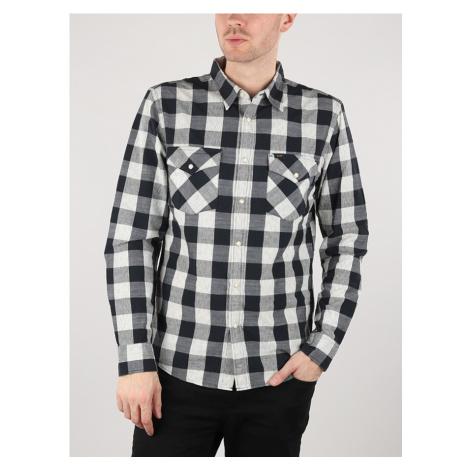 Košeľa Lee Western Shirt Pitch Black Farebná