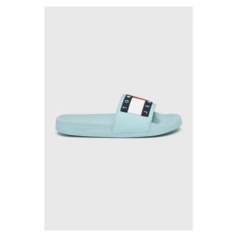 Tommy Jeans - Šľapky Flag Pool Slide Tommy Hilfiger