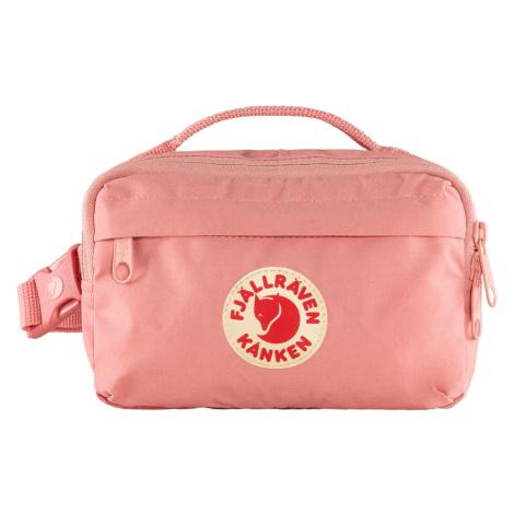Fjällräven Kånken Hip Pack Pink-One size ružové F23796-312-One-size
