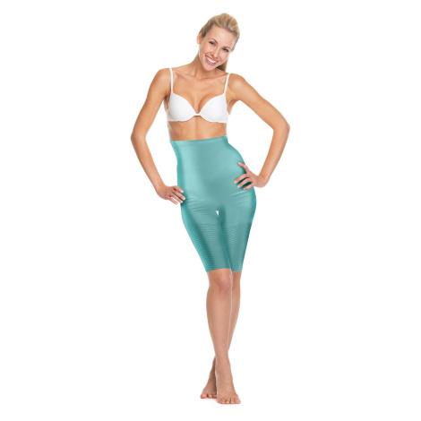 Blancheporte Zoštíhľujúce nohavičky panty zelená
